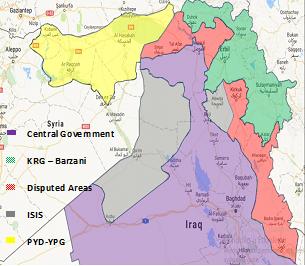 Snapshot - Kurdish Independence Referendum in Northern Iraq - DRK